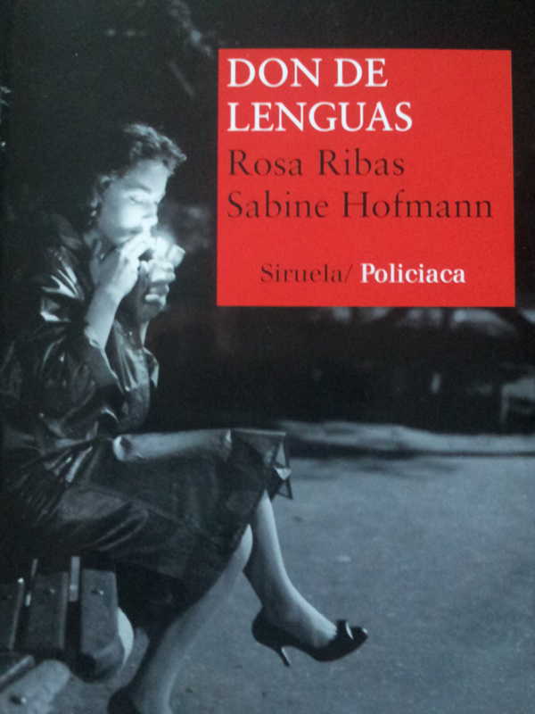 "Portada de ""Don de lenguas""."